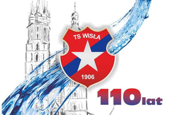 TS Wis³a Kraków plakat 2